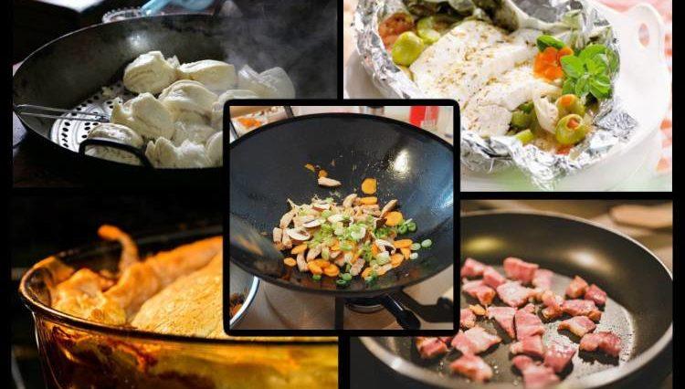 Diferentes métodos de cocción 7