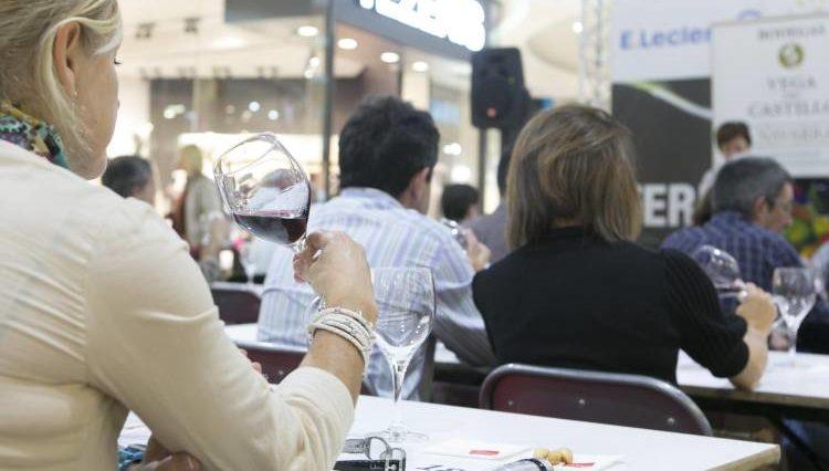 IX edición de la Feria del Vino y Queso Denomina 1