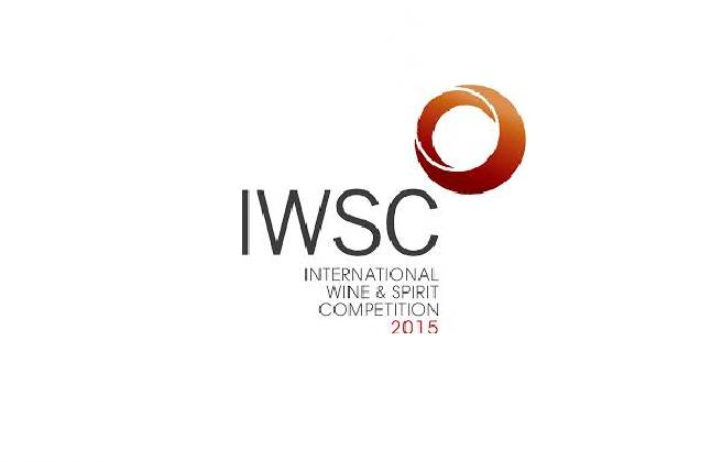 Resultados del IWSC 2015, International Wine & Spirit Competition 2015 1