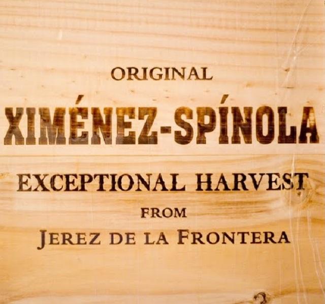 Catando vinos de Ximénez-Spinola 5