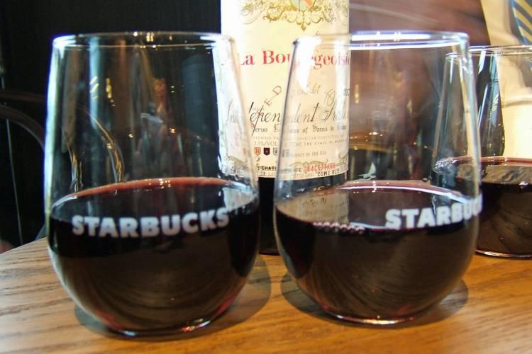 Starbucks selecciona 10 vinos para sus establecimientos en los USA 1