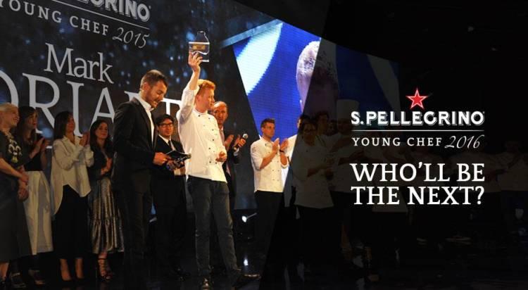 2ª edición de S.Pellegrino Young Chef 2016 1