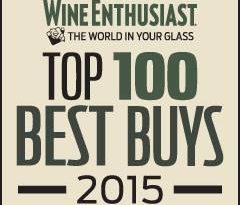 8 Vinos españoles en la lista de los TOP 100 Best Buys 2015 de la publicación Wine Enthusiast 1