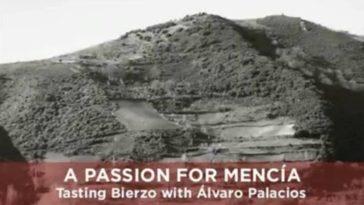 Álvaro Palacios refleja en cinco minutos la excepcionalidad del 'terroir' de El Bierzo 1