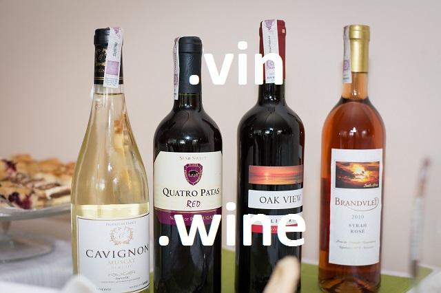 En breve de las empresas del mundo del vino podrán solicitar los dominios .vin y .wine en España 1