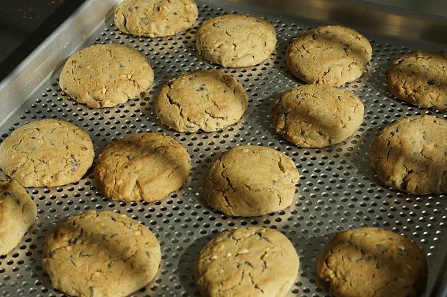 Galletas sin gluten dulces para celíacos 1