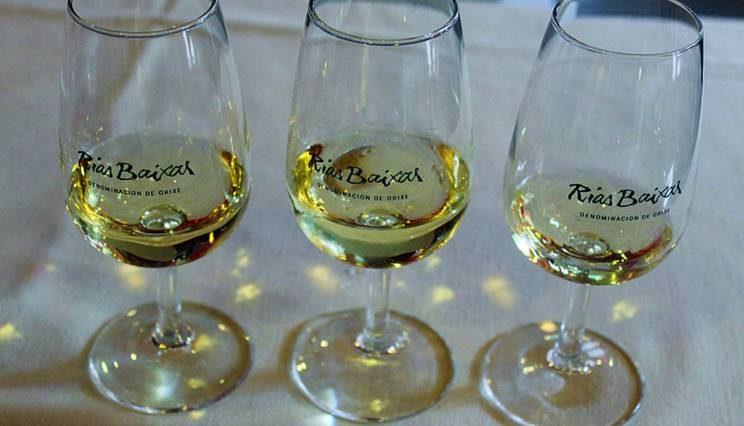 Hablando de vinos y uvas: 'La Albariño' (2) 2