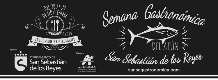 I Semana Gastronómica del Atún en San Sebastián de los Reyes 1