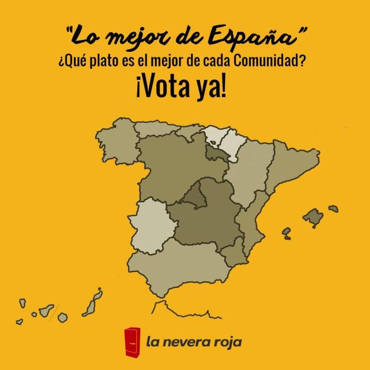 La Nevera Roja busca los platos que mejor representan a nuestro país en 'Lo Mejor de España' 1