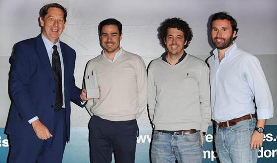 La Nevera Roja, premiada como Mejor PYME en la XI Edición de los Premios Emprendedores 1