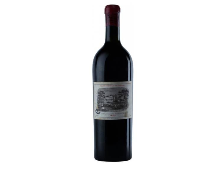 Se vende en Dubai una botella de Chateau Lafite 1895 por 15.000 euros 1