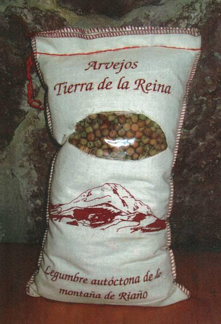 Una iniciativa local comercializará los arvejos, legumbre base del Cocido de Arvejos de la Montaña de Riaño 1