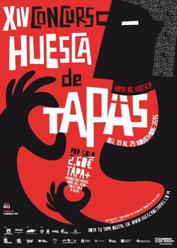 XIV Concurso Huesca de Tapas 1