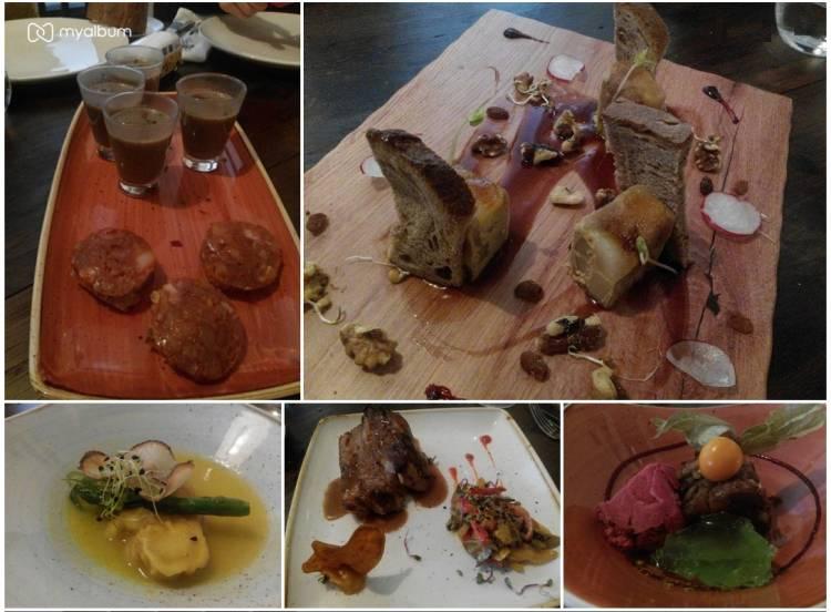 Review: Visita al restaurante UMAMI 9