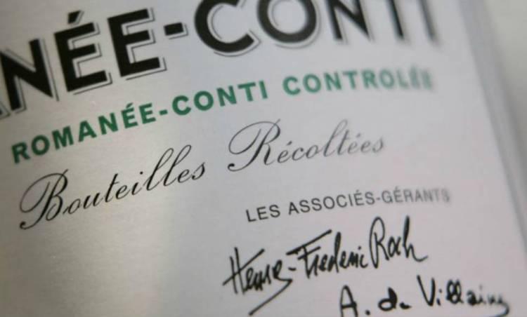 Cientos de botellas de uno de los vinos más caros del mundo, Domaine de la Romanée-Conti, desaparecen en un puerto en Francia 1