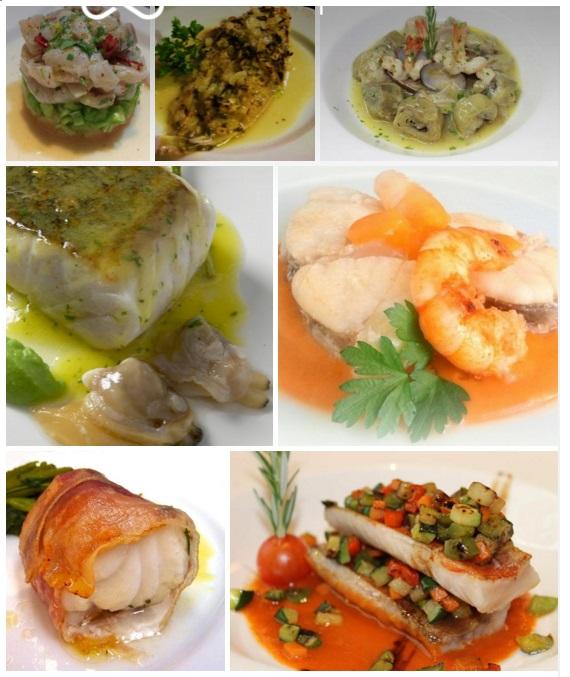 Especial de platos principales para las Navidades con protagonistas el pescado o el marisco 1