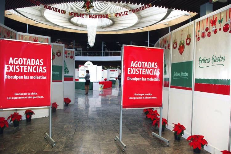 La 'Feria del Dulce de Convento' de Torremolinos agotó una edición más las existencias a la venta 1