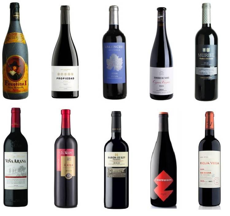 Los 10 vinos españoles para la revista Decanter para estas Navidades 1
