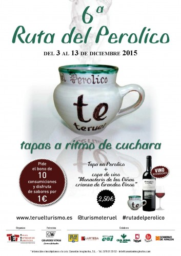 Ruta del perolico de Teruel 1