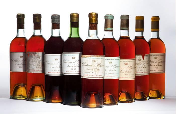 Sotheby's prepara la 'Subasta de vinos de la década' para acabar este 2015 1