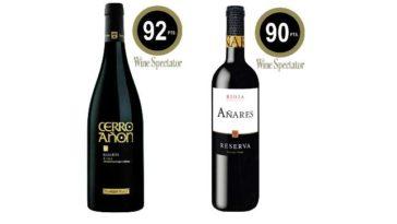 Altas puntuaciones para los 'reservas' de Bodegas Olarra en Wine Spectator 1