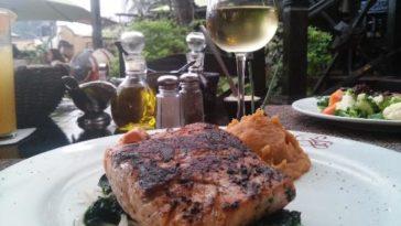 Maridando salmón y vinos 4