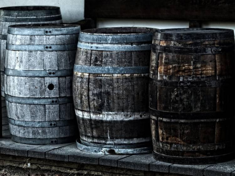 I Concurso de Decoración de Barricas para celebrar el 25º aniversario de la Feria do Viño do Amandi (Ribeira Sacra) 1