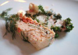 Mousse de salmón 1