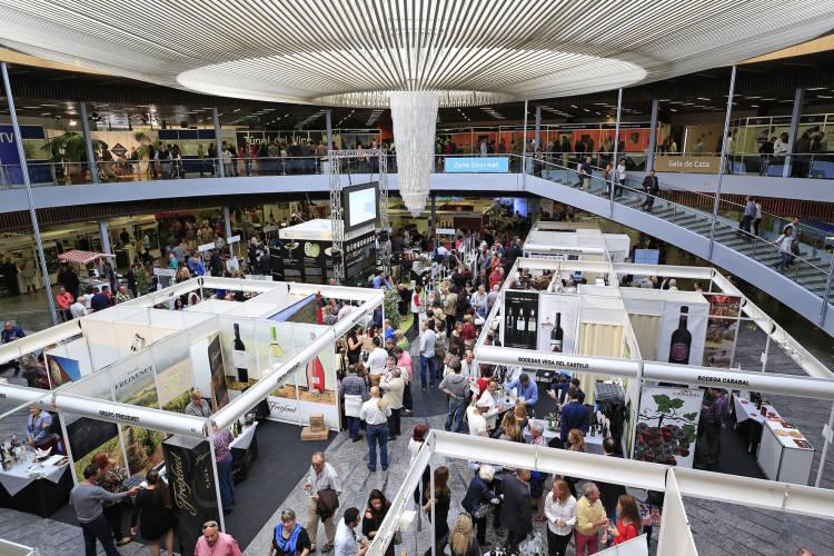 Premio 'Excelencias Gourmet' a la Feria del Vino y Alimentación Mediterránea de Torremolinos (FVAM) 1