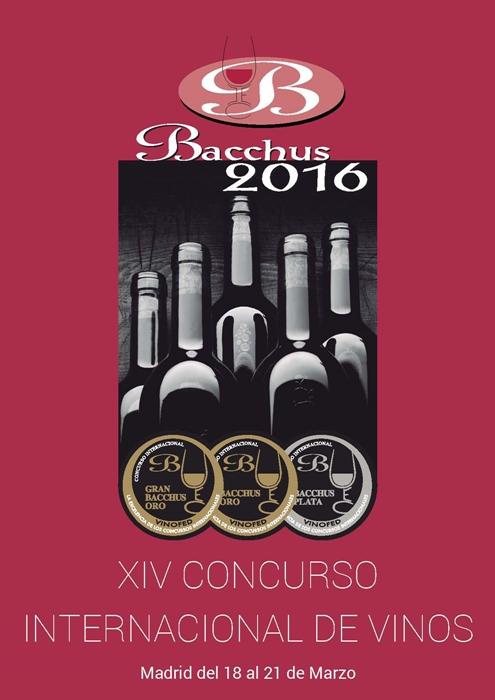 Se abre el plazo de inscripción para los Premios Bacchus 2016 1