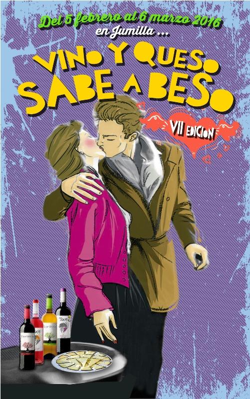 VII edición de Vino y Queso Sabe a Beso 1