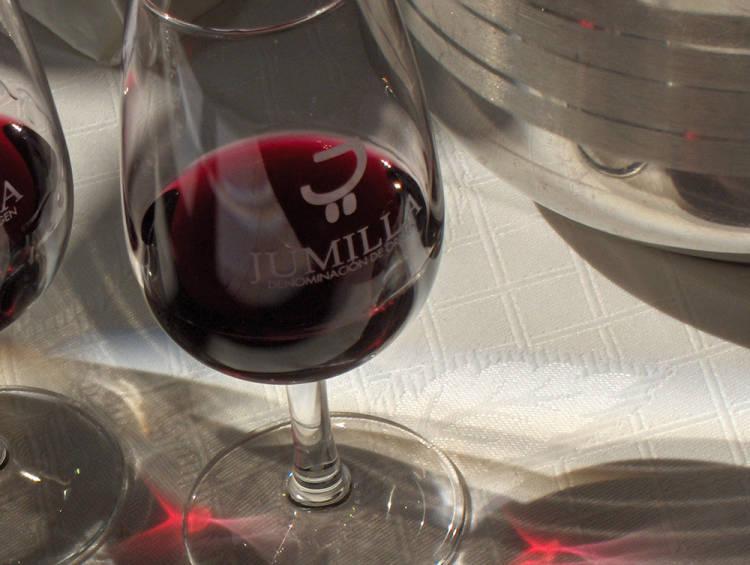 Salón de los Vinos de la DOP Jumilla