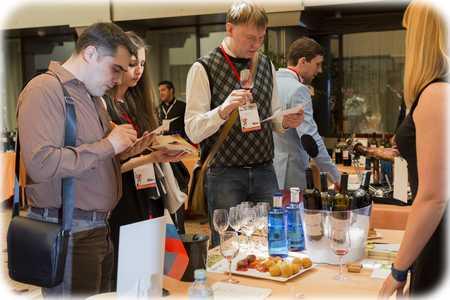 Abierto el plazo de inscripción para participar en el Salón Nuevos Vinos de España en Rusia 1