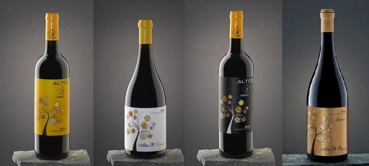Cuatro medallas de Oro para Altos de Rioja en el concurso 'Mono Vino 2016' 1