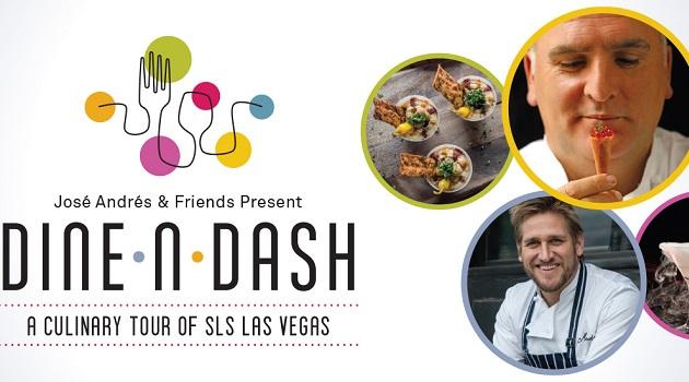 DINE-N-DASH, un recorrido culinario por la gastronomía española en el SLS Las Vegas de la mano del chef José Andrés 1