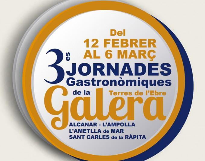III Jornadas gastronómicas de la Galera, Tierras del Ebro 1