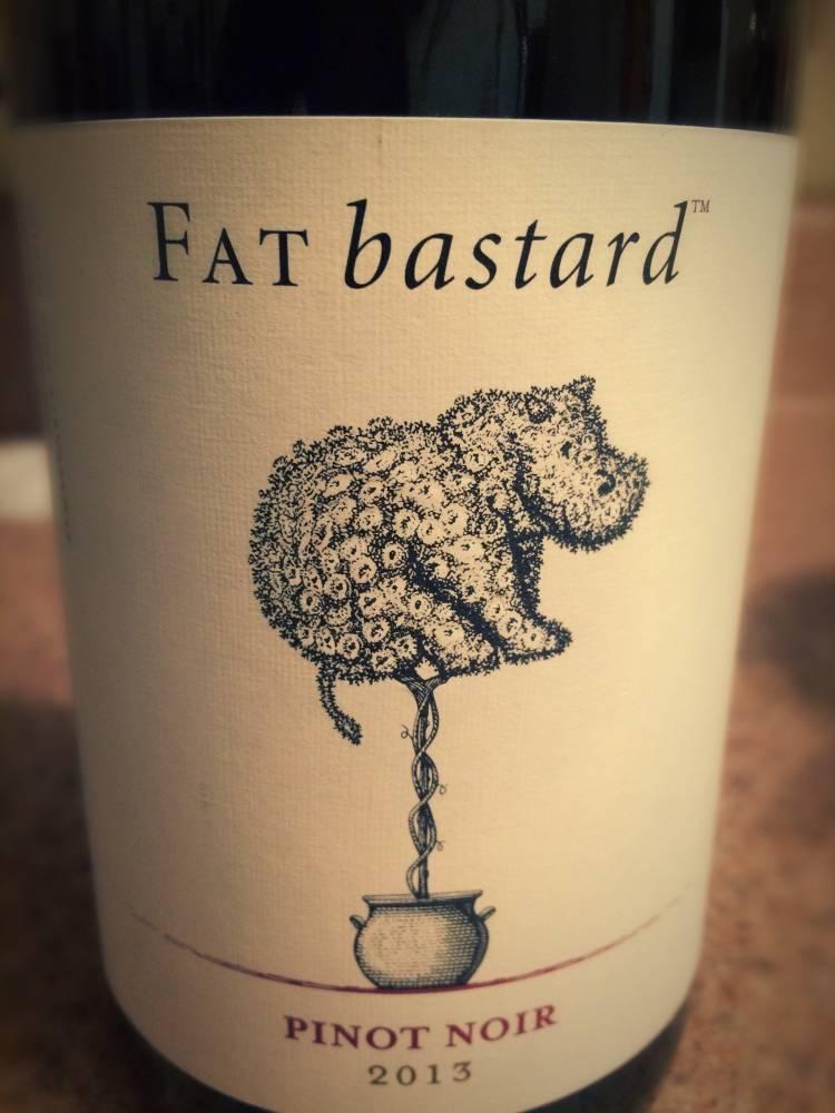 Un anuncio del vino francés Fat Bastard, prohibido por ofensivo 2