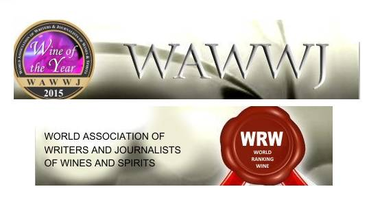 Los 100 mejores vinos del año para la WAWWJ, World Association of Wine Writers and Journalists 2