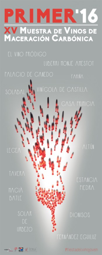 XV edición de PRIMER para los vinos jóvenes de maceración carbónica 1