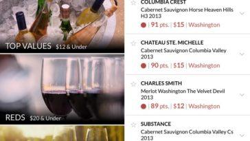 Xvalues, nueva app de Wine Spectator para los amantes del vino 1