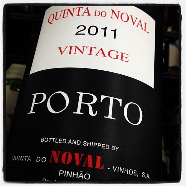 100 Puntos Parker para el 2011 Quinta do Noval Nacional Vintage Port 1