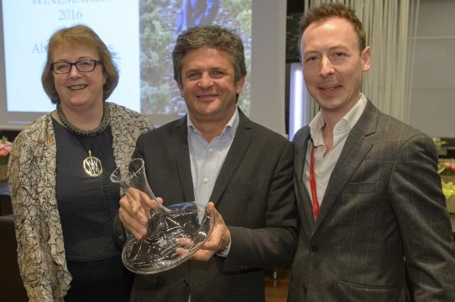 Álvaro Palacios gana el premio Winemaker Award 2016 1