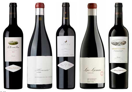 Decanter cata las nuevas añadas de los vinos de Álvaro Palacios 1