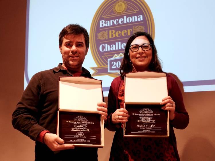 Dos nuevos premios convierten a Menduiña en la cervecera artesana gallega más laureada 1