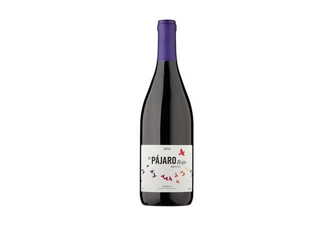 El Pájaro Rojo 2013, un mencía recomendado por Decanter para su sección de vinos de fin de semana 1
