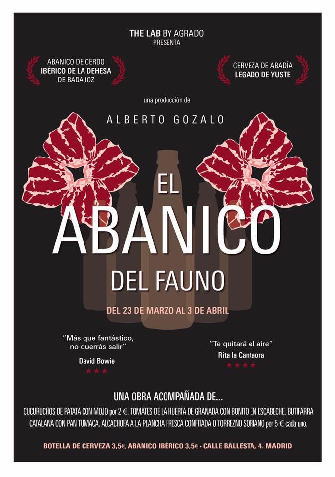 Jornadas Gastronómicas del Cerdo Ibérico en Madrid 1
