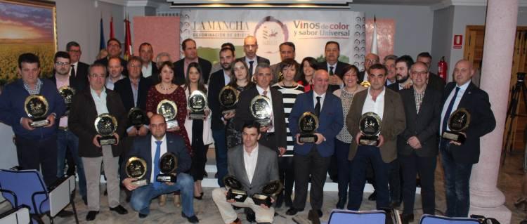 XXIX entrega de premios 'DO La Mancha' (vinos premiados) 1