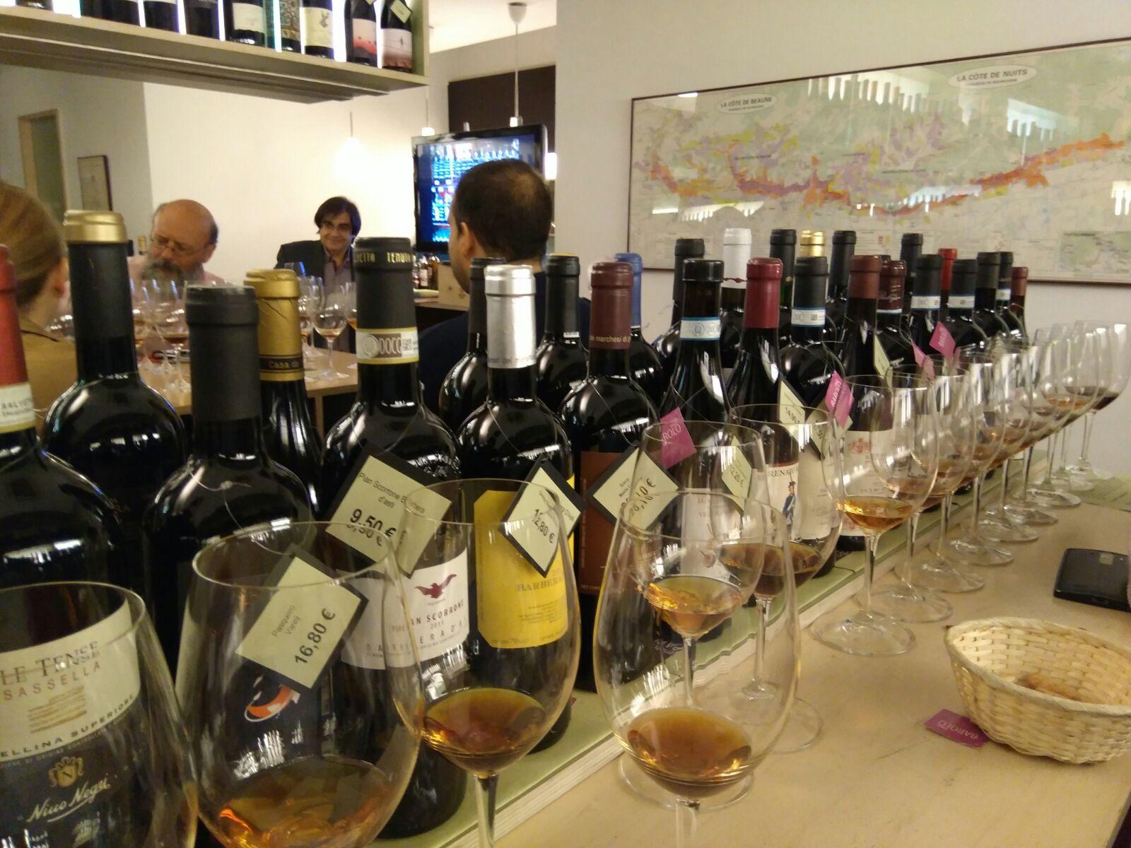 Cata de grandes vinos olorosos de Madeira 3