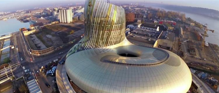 La Ciudad del Vino de Burdeos se abrirá el 1 de junio 4