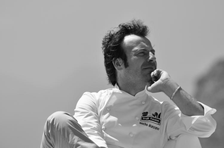 El Chef Nacho Manzano nombrado Ambassador en el Reino Unido de la Academia de la Tapa de Madrid 1